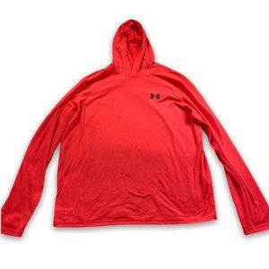 Under Armour Mens Threadborne Heat Gear Hoodie 2.0